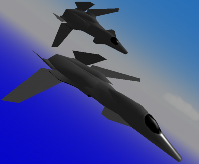 It still needs work. But yes, a GAC style F/A-37 Talon.