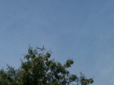Almost missed (take out as a Miss.... ) GoAir A320