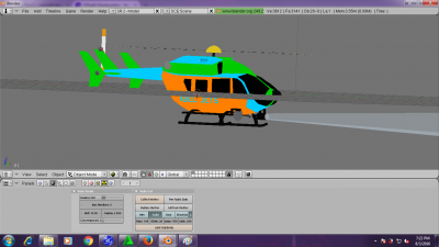 New Helicopter...Eurocopter 145