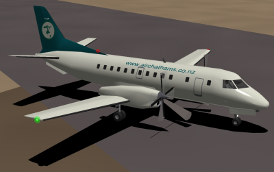 Air Chathams Saab 340A
