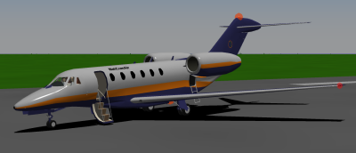 New NCA Citation X.