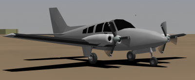 Current Baron 58 progress.
