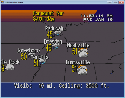 forecast for Saturday.png