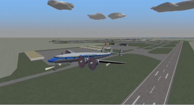 Pan Am L1049g FLT 007 departing RW-27 KMIA for MKBS.png