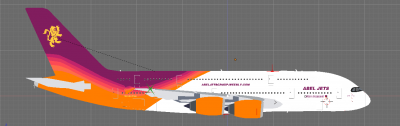 2020 Sunset One Paintscheme