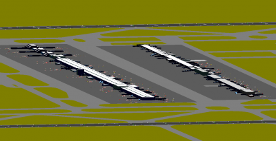 Dulles notth and south terminals.png