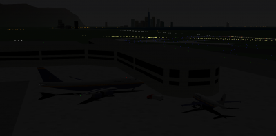 Pat and I flew to MXA from MLA for a second run. Got this one after I we parked at Terminal 1.