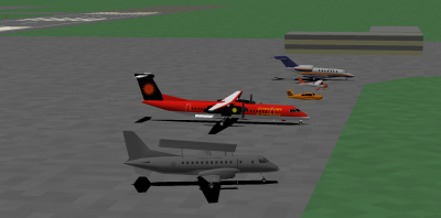 At Lajes Airport after the first short hop from Santa Maria Airport. I flew the NCA Citation 750, decaff the Stellar Express Q400 and Welshy joined us in the Swedish Air Force Saab 340 AEWC.
